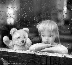 Dare Wright Photo of The Lonely Doll Edith, With Little Bear