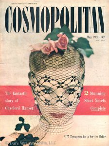 Dare On The Cover Of Cosmopolitan